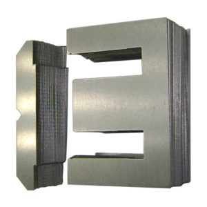 Silicon laminated steel