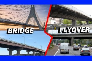 Bridge Vs Flyover