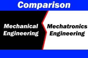 Mechanical Vs Mechatronics Engineering