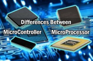 What are the Differences Between Microcontroller Vs Microprocessor