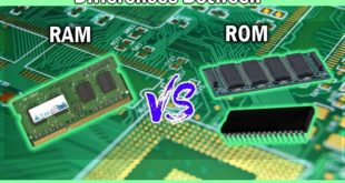 What are the Differences Between RAM & ROM With Their Types