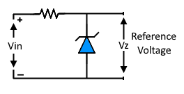 Diode as Voltage Reference